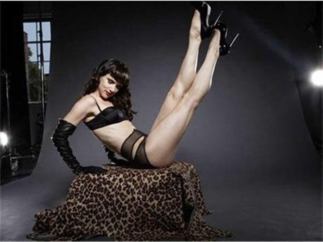 Asi ve seksi: Juliette Lewis